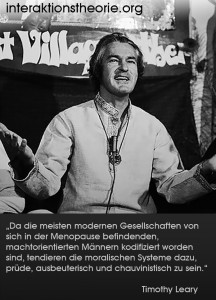 Timothy Leary, Info-Psychologie